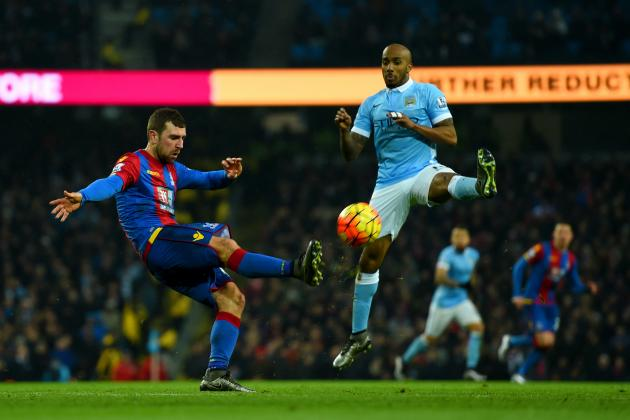 Manchester City's Fabian Delph Continues to Enhance His Reputation