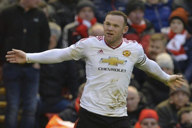 Wayne Rooney Breaks Thierry Henry Record for Most Goals at 1 Premier League Club