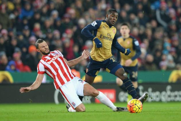 Stoke vs. Arsenal: Score, Reaction from 2016 Premier League Match