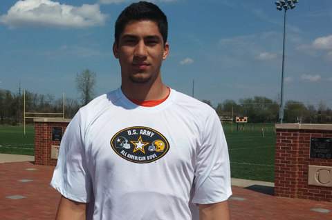 A.J. Epenesa to Iowa: Hawkeyes Land 5-Star DE Prospect