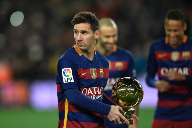 Barcelona vs. Athletic Bilbao: Goals, Highlights from the 2015/16 La Liga Match