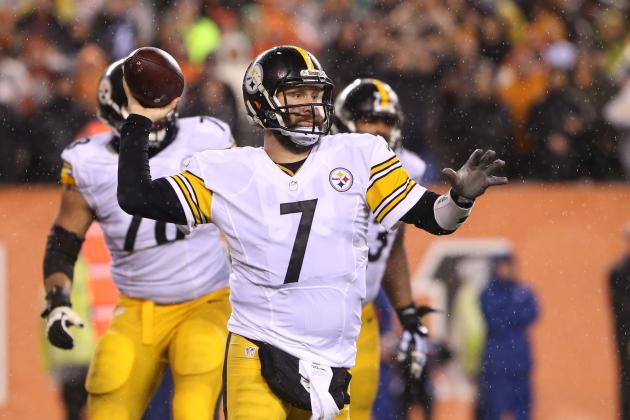 Ben Roethlisberger Injury Update: Steelers QB Will Start vs. Denver Broncos