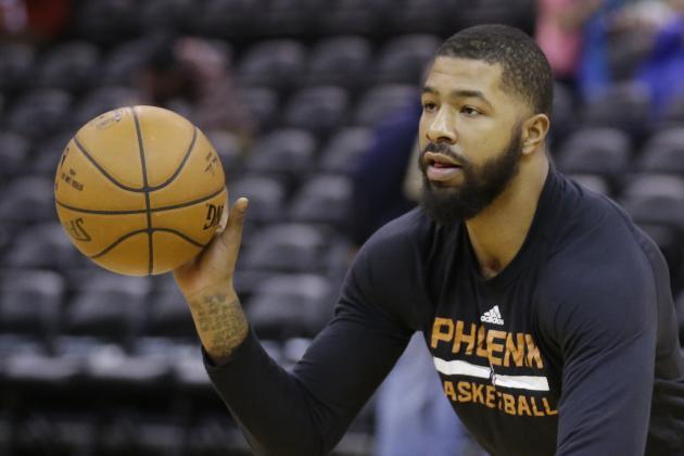 Markieff Morris Reportedly Traded to Washington Wizards