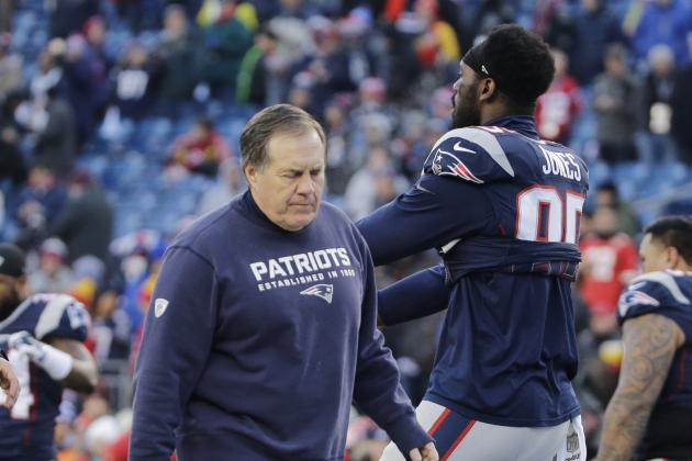 Patriots Ignored the Noise, Proved Mental Toughness in Divisional-Round Win