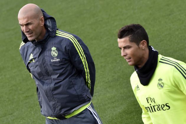 Cristiano Ronaldo Comments on Zinedine Zidane, Rafa Benitez
