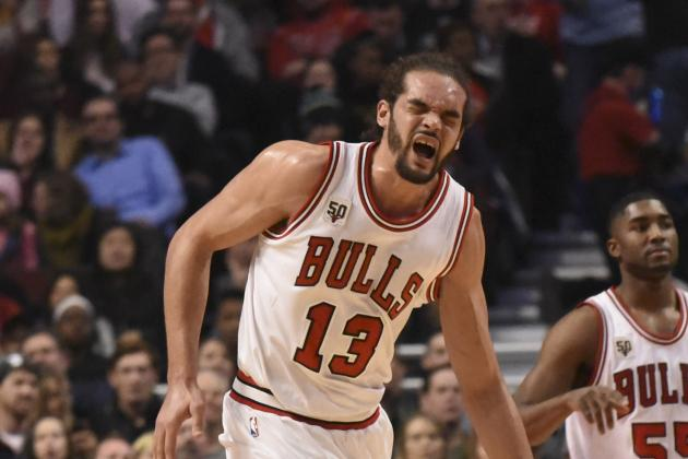 Loss of Joakim Noah Radically Alters Chicago Bulls' Short- and Long-Term Plans