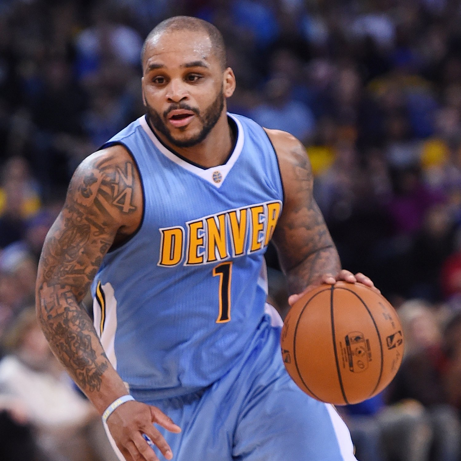 Jameer Nelson Injury: Updates On Nuggets Guard's Wrist And