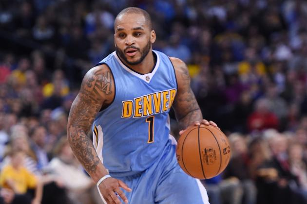 Jameer Nelson Injury: Updates on Nuggets Guard's Wrist and Return