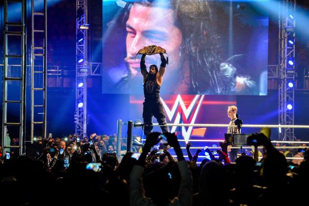 Best Booking Options for Roman Reigns at WWE Royal Rumble 2016