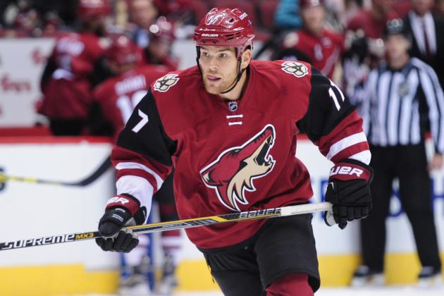 Will Any Team Take a Chance on Waiver Wire Winger Steve Downie?