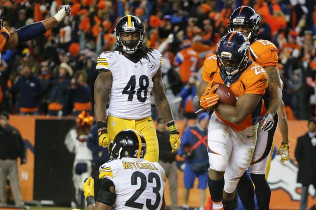 Steelers vs. Broncos: Score and Twitter Reaction from 2016 NFL Playoffs