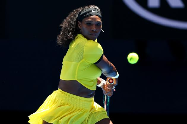 Serena Williams vs. Camila Giorgi: Score and Reaction from 2016 Australian Open