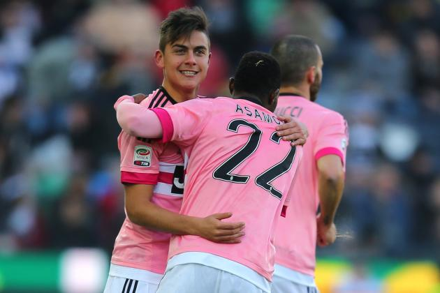 Juventus Show off Impressive Squad Depth in Win over Udinese