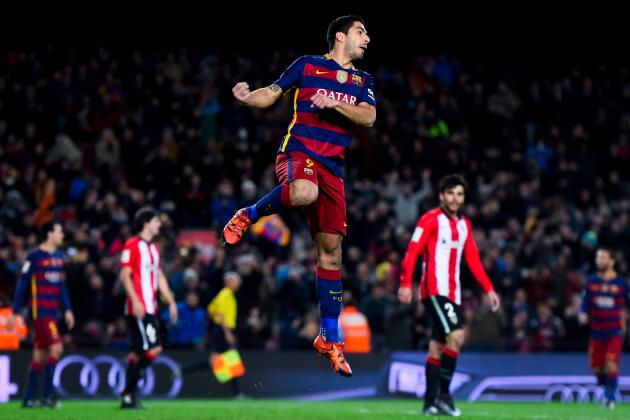 Luis Suarez Comments on Copa Del Rey Ban, Denies Insulting Espanyol Players