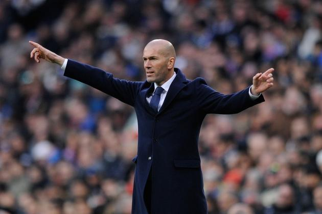 Zinedine Zidane Comments on Real Madrid Fitness Issues and James Rodriguez