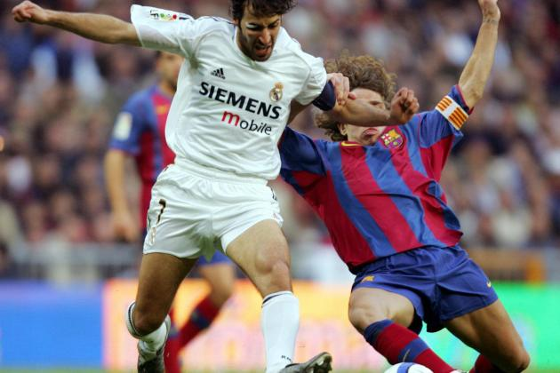 Real Madrid Legend Raul Says He Was Glad Barcelona Won the Champions League