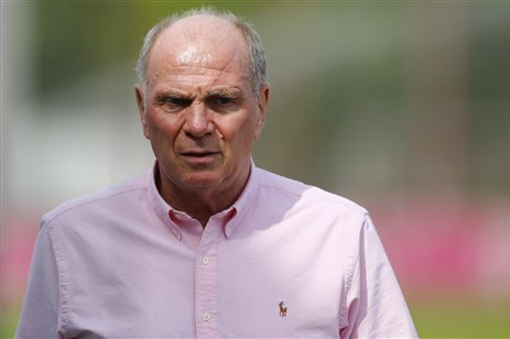 Ex-Bayern Munich President Uli Hoeness Approved for Early Release from Prison