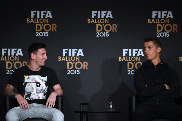 Cristiano Ronaldo Says He and Rival Leo Messi Have a 'Good Relationship'