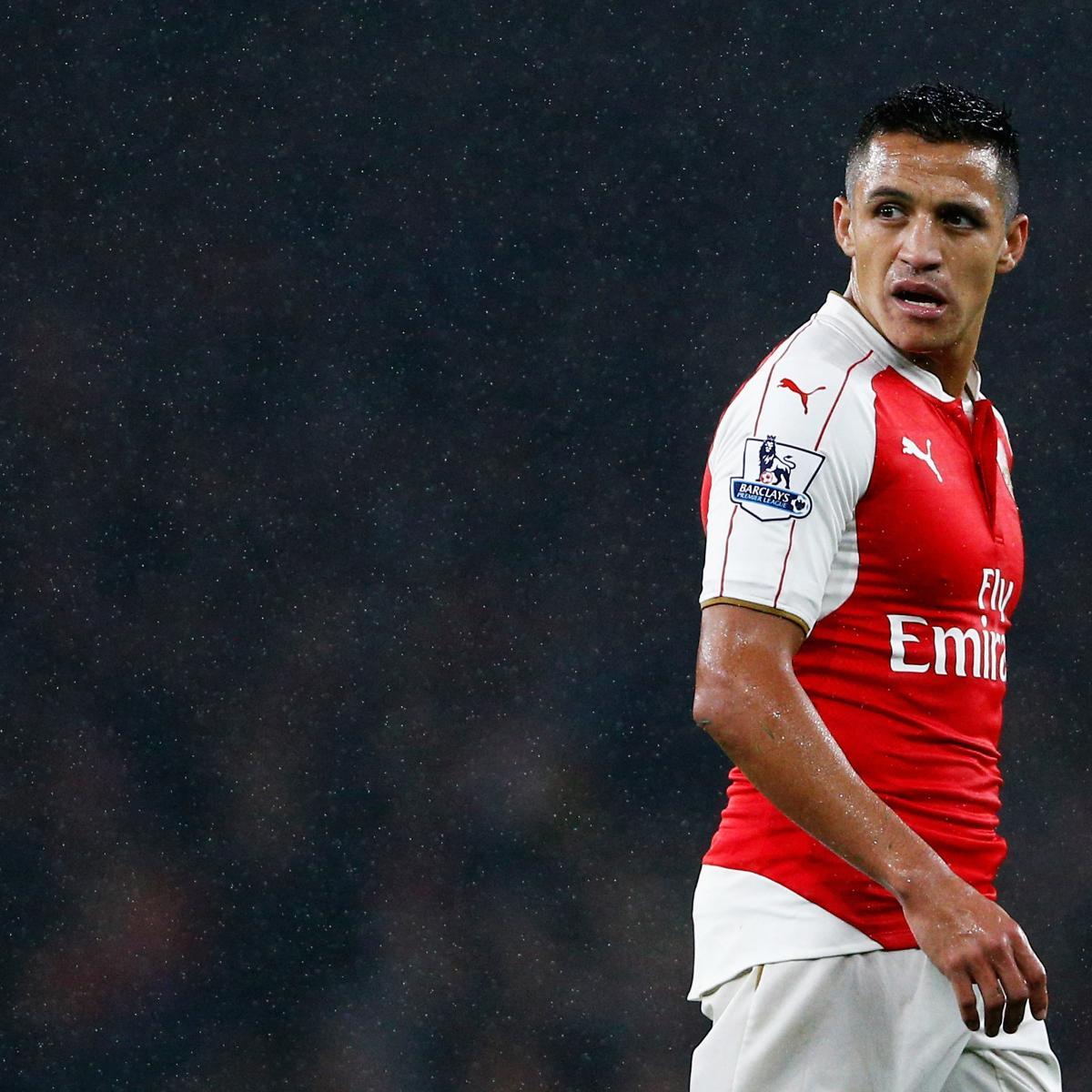 Manchester United Transfer News Alexis Sanchez Rumours: Arsenal Transfer News: Alexis Sanchez Exit Rumours Persist