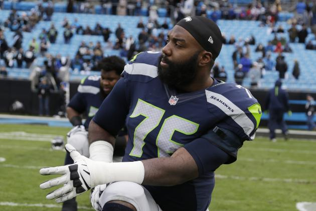 Russell Okung: Latest News, Rumors and Speculation on Seahawks OT
