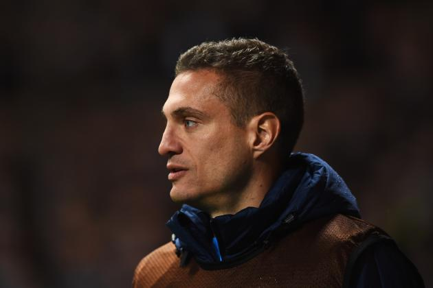 Nemanja Vidic Released by Inter Milan: Latest Comments and Reaction