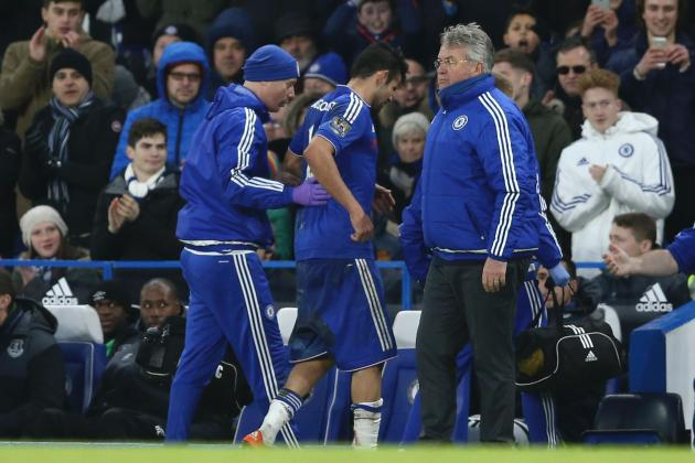 Diego Costa Injury: Updates on Chelsea Striker's Status and Return