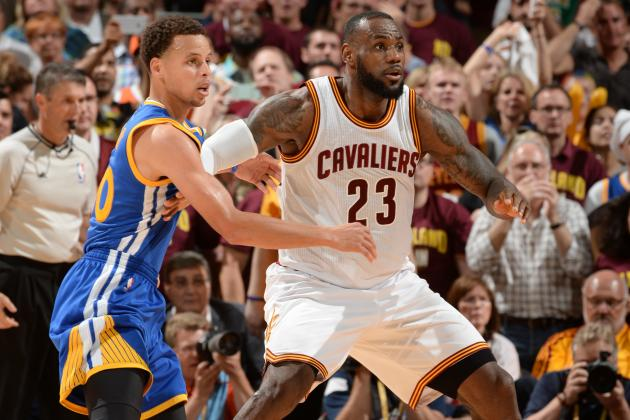 Golden State Warriors vs. Cleveland Cavaliers: Live Score, Highlights, Reaction