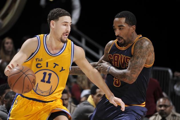 J.R. Smith Ejected for Flagrant-2 Foul vs. Warriors: Details, Comments, Reaction