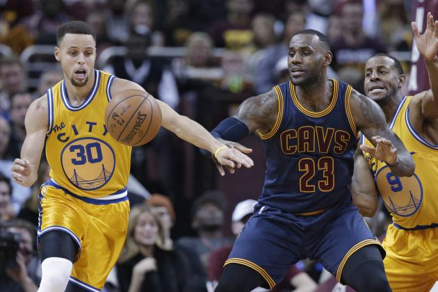 Warriors vs. Cavaliers: Score, Highlights and Reaction from 2016 Regular Season