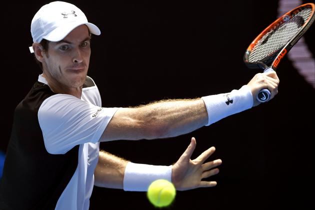 Andy Murray vs. Alexander Zverev: Score and Reaction from 2016 Australian Open