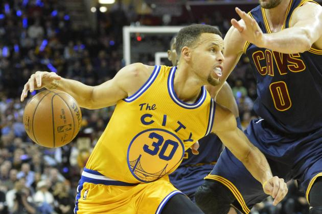Monday NBA Roundup: Warriors Put Woes Behind Them, Return to True Dubs Form