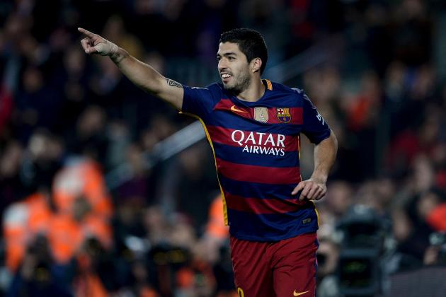 Luis Suarez Rated Above Neymar as Jamie Carragher, Brendan Rodgers Hail Striker