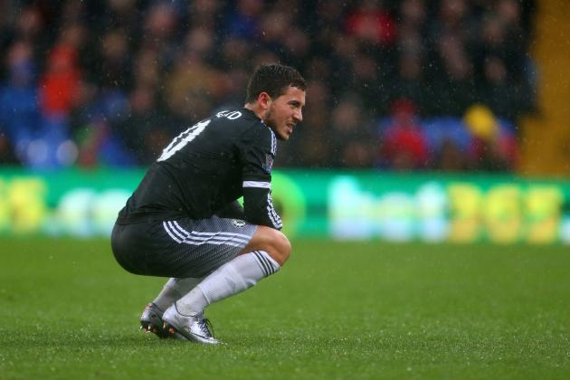 Chelsea Transfer News: Eden Hazard, Thibaut Courtois Named in 4-Man Exit Rumours
