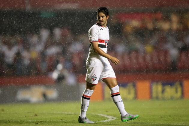 Chelsea Transfer News: Alexandre Pato Rumours Grow, David Luiz Wants Diego Costa