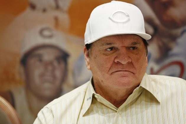 Pete Rose to Be Inducted into Cincinnati Reds Hall of Fame