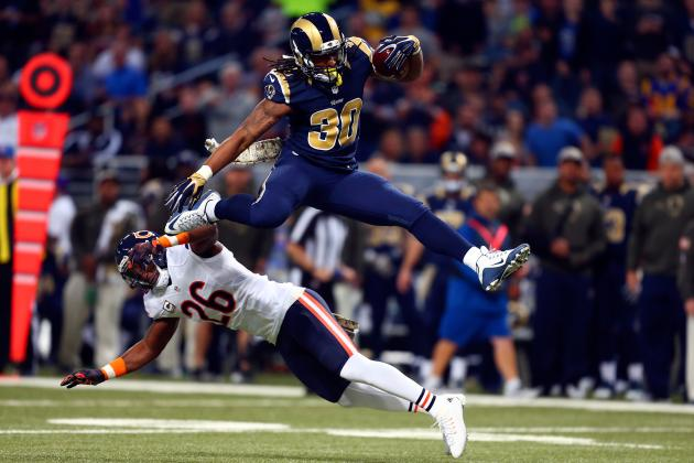 Todd Gurley Named 2015 PFWA Offensive Rookie of the Year: Comments, Reaction