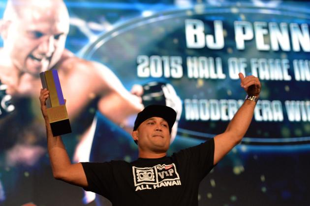 BJ Penn Officially Ends UFC Retirement: Latest Details, Comments and Reaction