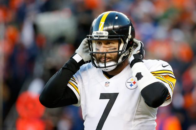 Roethlisberger Breaks Steelers Record for Postseason Passing Yards