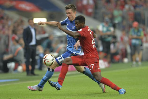 Hamburg vs. Bayern Munich: Team News, Preview, Live Stream, TV Info