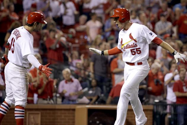 Stephen Piscotty-Randal Grichuk Duo Can Help Fill Cardinals' Jason Heyward Void