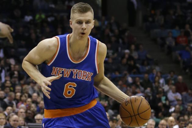 Kristaps Porzingis Injury: Updates on Knicks Star's Leg and Return