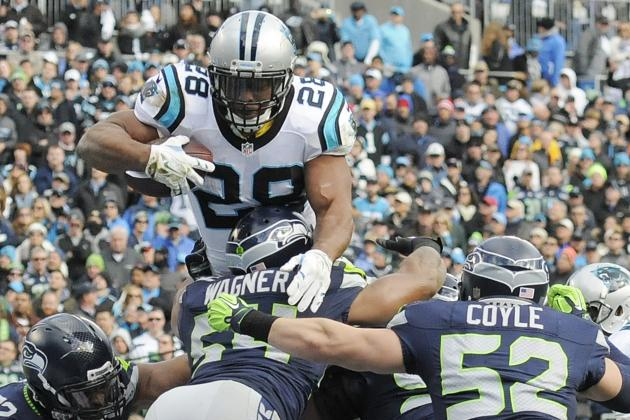 Jonathan Stewart Is the Biggest Factor in the NFC Championship