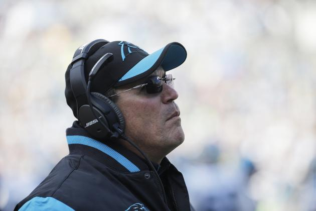 Ron Rivera Comments on Panthers Giving Up Big Leads to Multiple Opponents