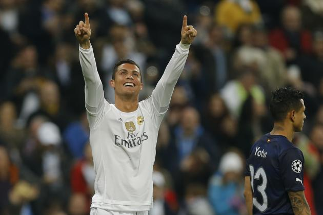 Cristiano Ronaldo Comments on Potentially Playing in MLS