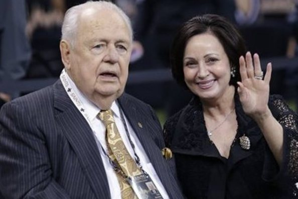 Tom Benson's Former Assistant Accuses Benson's Wife of Racial Discrimination