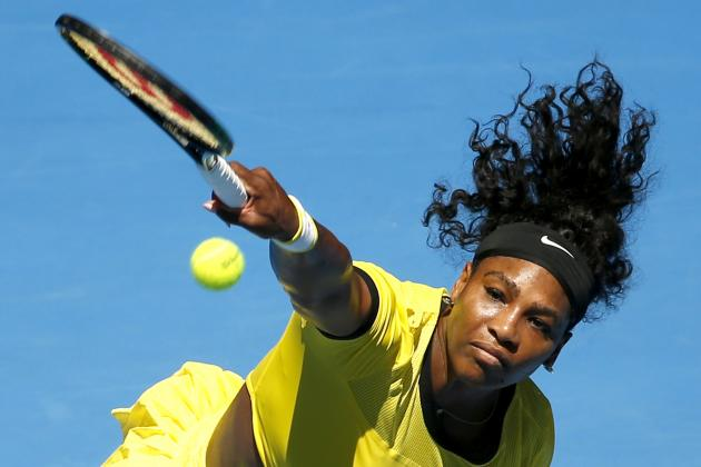 Serena Williams vs. Su-wei Hsieh: Score and Reaction from 2016 Australian Open