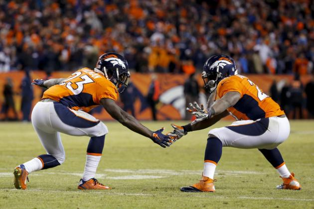 Denver's Running Game Is the Biggest Factor in the AFC Championship