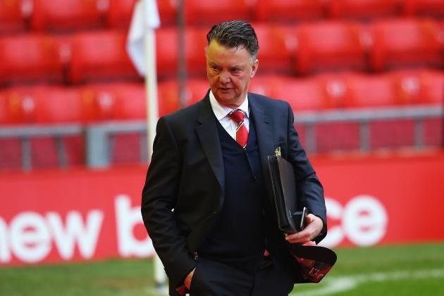 Louis van Gaal Reportedly Considering Quitting Manchester United in Summer