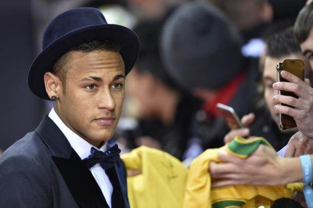 Neymar Tipped to Win Ballon d'Or, Do Handstand by Real Madrid Icon Jorge Valdano