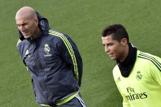 Cristiano Ronaldo mécontent d'être remplacé, Zidane s'explique... (video)